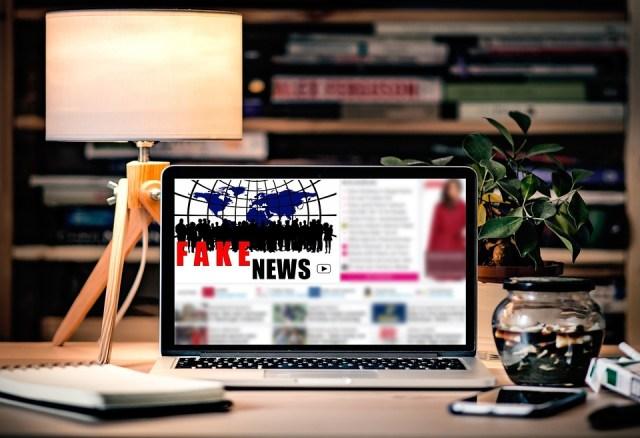 Falsificação, Notícias Falsas, Media