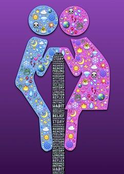 Emoji, Relationship, Mystery, Mystical