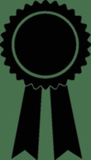 Free Vector Graphic Black Ribbon Icon Condolence