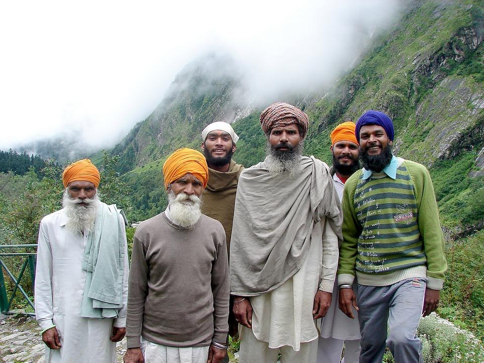 Hemkund Sahib, India, Valley Of Flowers, Travel