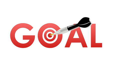 Goal Setting, Goal, Dart, Target