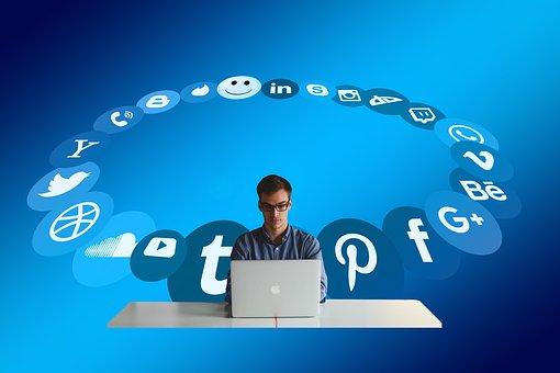 Social, Media, Manager, Online- entrepreneurial ideas