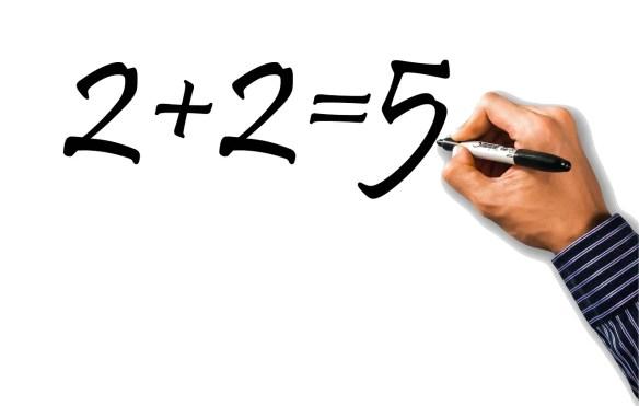 Suspenso en Matemáticas