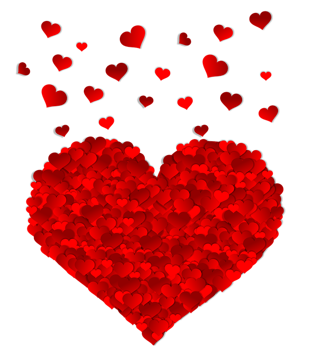 Heart St ValentineS Day Love Free Image On Pixabay