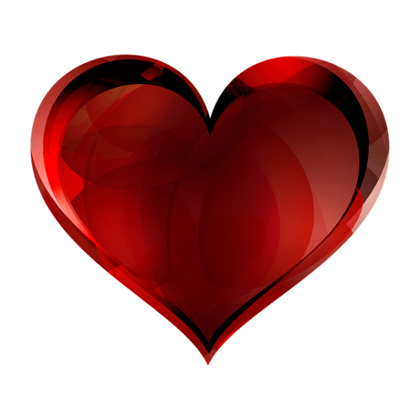 Heart Gradient Abstract · Free image on Pixabay
