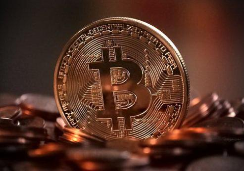 Bitcoin, Cryptocurrency, デジタル, お金, 電子