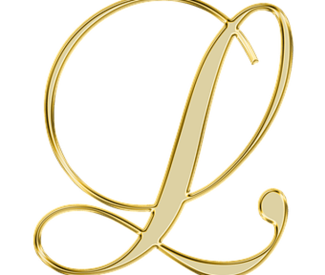 Alphabet Letter Initial Background