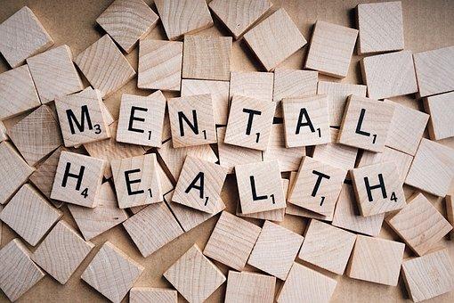 心理健康, 健康, 心理学, 记住, 心理, 精神病学, 木, 棕色的健康