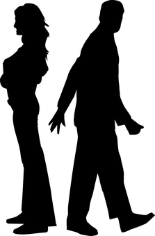 Argument, Couple, Disagreement, Female