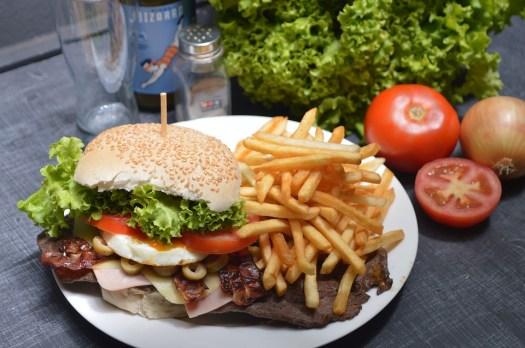 Burger, Patatine Fritte, Pomodoro, Cibo, Colesterolo