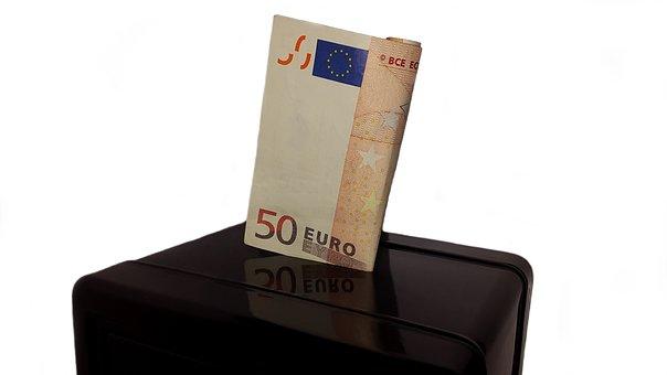 Save, Money, Piggy Bank, Finance, Coins
