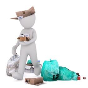 Vit Hane, 3D Modellerar, Isolerat, 3D, Modell