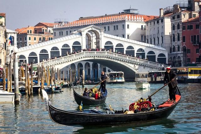 Resultado de imagen de puente rialto venecia