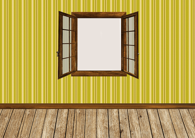 Free Illustration Room Empty Interior Window Free