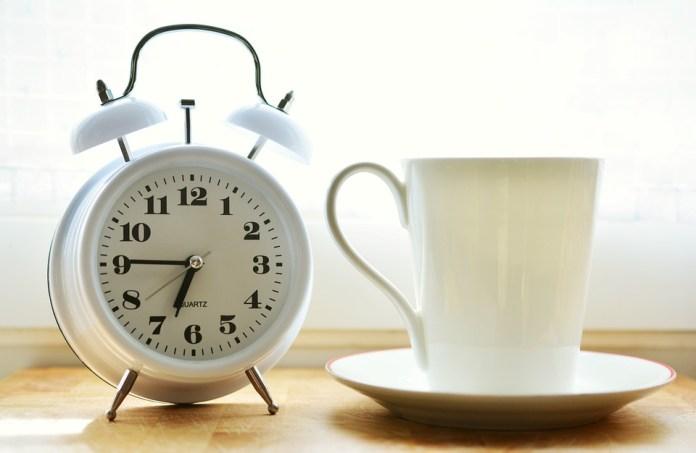 Будильник, Время, Доброе Утро, Вставай, Завтрак