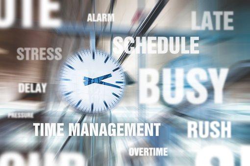 急ぐ, ストレス, 時間管理, 時刻表, スケジュール, クロック, 管理