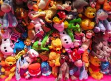 Toys, Plush Toys, Plush Figures, Stuffed Animal