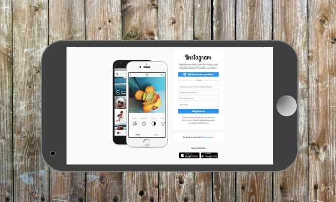 Instagram, Rede Social, Meios De Comunicação Sociais