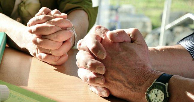 손, 기도, 기도 손, 믿음, 접혀, 기대, 명상, 희망, 신뢰, 종교