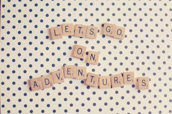 Letters, Polka Dots, Quote, Scrabble, Words