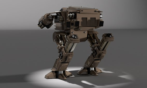 Robot, Machine, Technology, Science