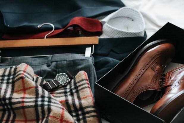 Interview, Lifestyle, Clothing, Men, Fashion, Burberry