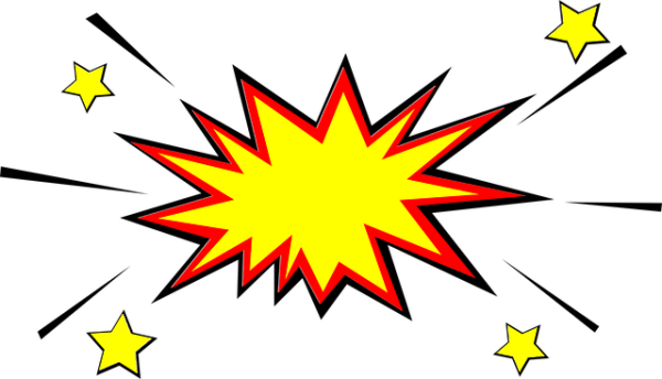 Explosi243n Estrellitas 183 Imagen gratis en Pixabay