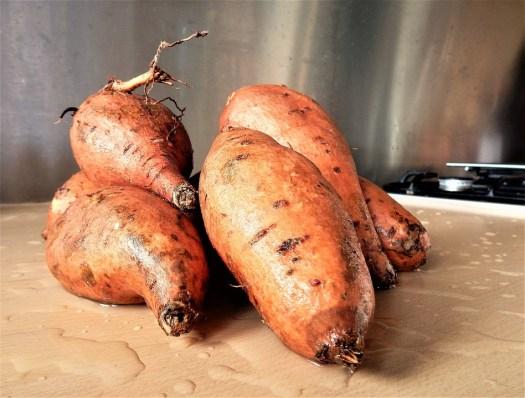 Dolce Di Patate, Cibo, Carb, Cucina, Crudo, Ingredienti