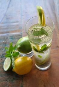 Chia Lemonade, Lemonade Chia, Chia, Lemon, Lemonade