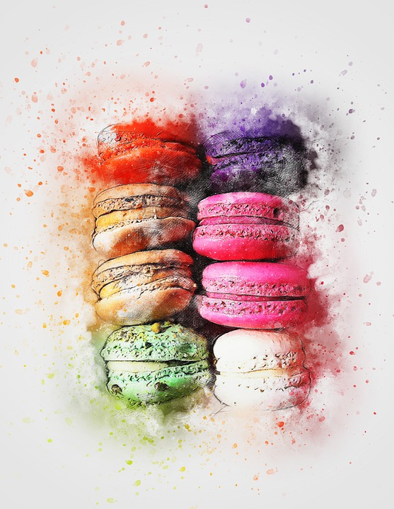 Cake Pastry Macaroon 183 Free Image On Pixabay