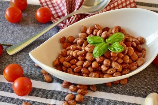 Fagioli, Legumi, Cibo, Senza Carne, Sano, Vegan