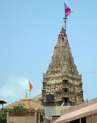 Temple, Dwarkadhish, Jagat Mandir