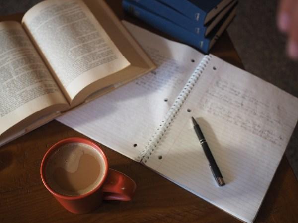 caffè studio studenti universitari matricole