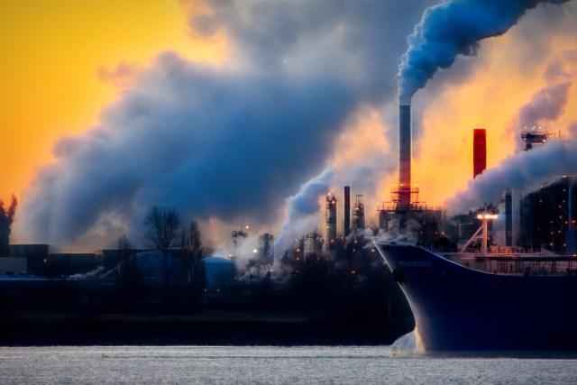 Polución ambiental y COVID-19