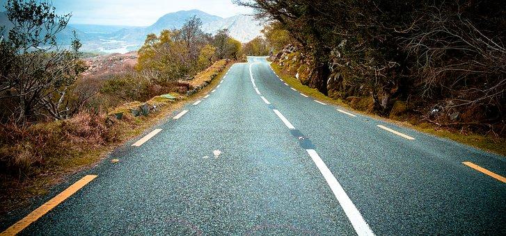 道路, 66, バイクに乗る人, 道路の旅, 高速道路, 自由, 休日, ルート