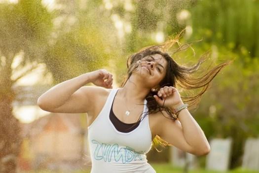 Zumba, Sport, Esercizio, Ballare, Danza, Donne, Partito