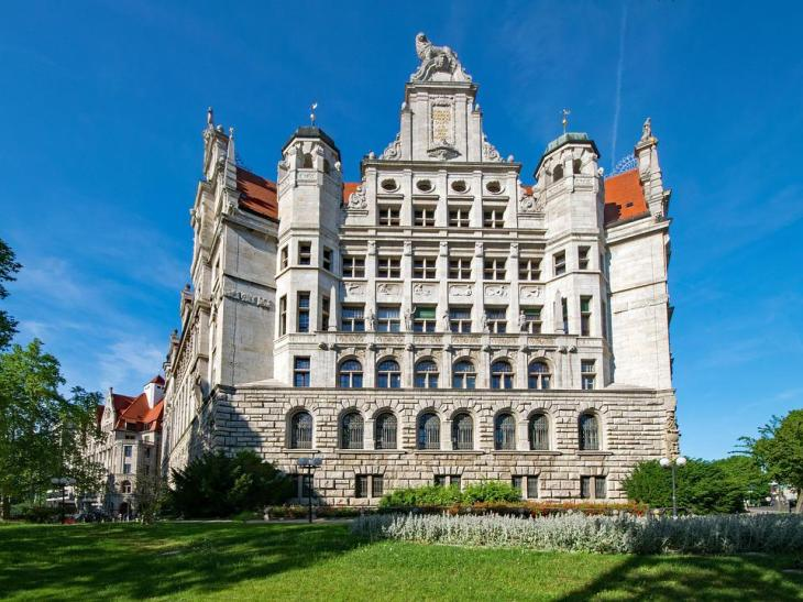 Nuevo Ayuntamiento Leipzig Sajonia - Foto gratis en Pixabay