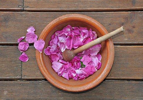 Rose, The Petals, Jam, Ucieranie
