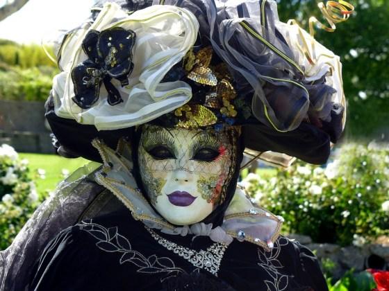 マスク, ヴェネツィアのマスク, ヴェネツィアのカーニバル