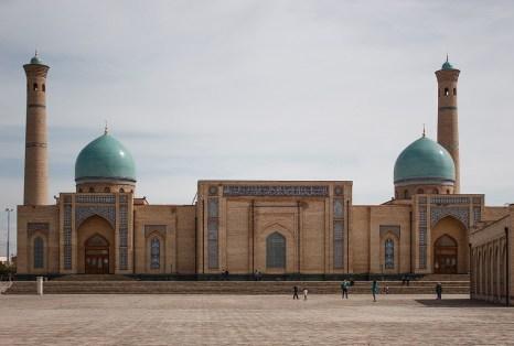 Tashkent, Uzbekistan, Moschea, Est, Calore