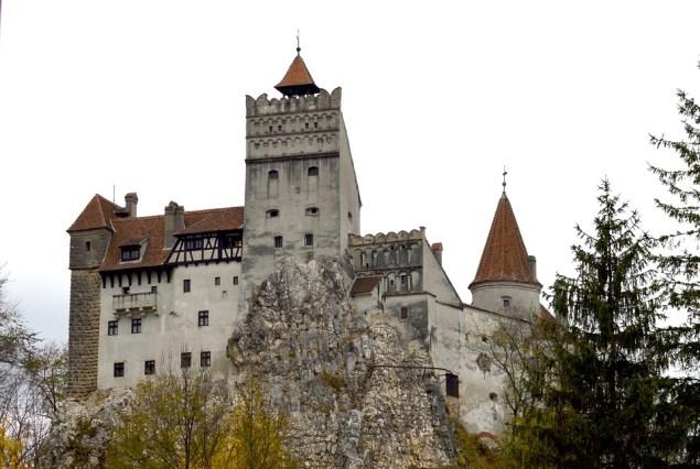 Крепость Бран, Румыния