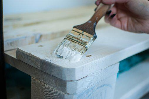 Paint, Brush, Painting, Repair