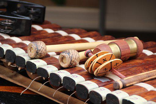 Xylophone, Concert, Percussion, Drums