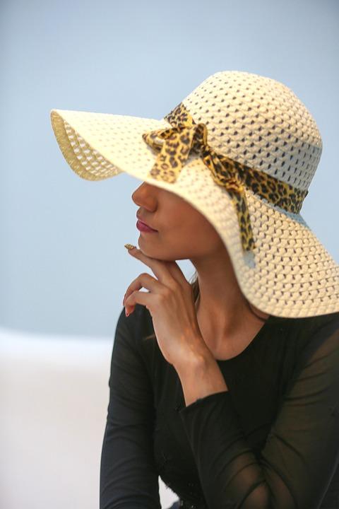 Female Hat Model Free Photo On Pixabay