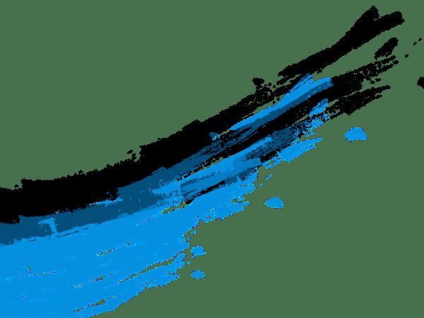 Blue Brush Vector · Free image on Pixabay