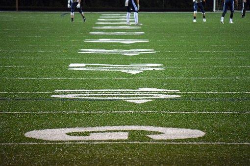 Sports, Football, American, Team, Goal
