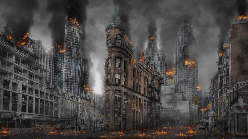 Apocalisse, Guerra, Disastro, Distruzione, Armageddon