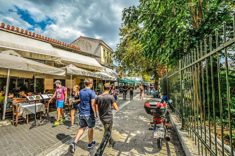 Image result for plaka athens