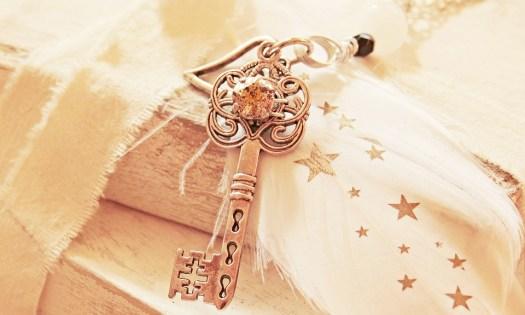 Chiave, Cuore, Primavera, Star, Pearl, Amore, Simbolo