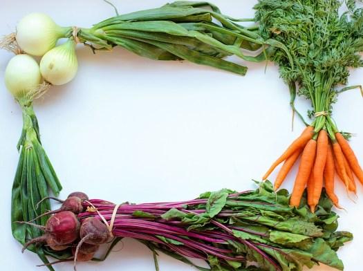 Verdure, Telaio, Spazio Bianco, Spazio Testo, Cipolle